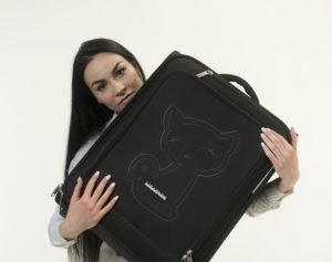 Uued kassipildiga kohvrid_The Bag